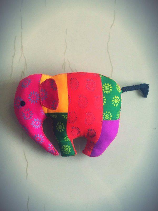 Elephant Soft Toy (large)